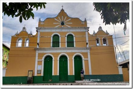 igreja de alter do chao